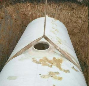 泸州玻璃钢隔油池