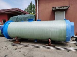 一体化污水处理提升泵站